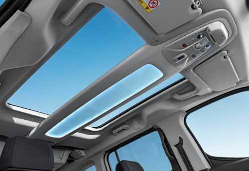Огляд автомобіля Citroen Berlingo 2018