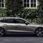 1304 Огляд автомобіля Volvo V60 2019 року
