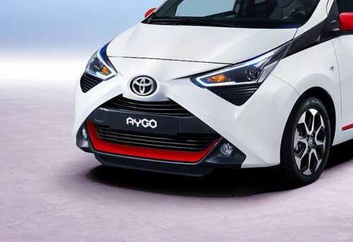 Огляд автомобіля Toyota Aygo 2018