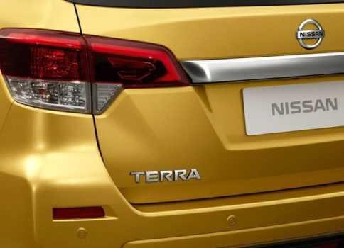 Огляд автомобіля Nissan Terra 2018