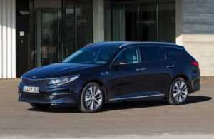 1277 Огляд автомобіля Kia Optima Sportswagon 2019