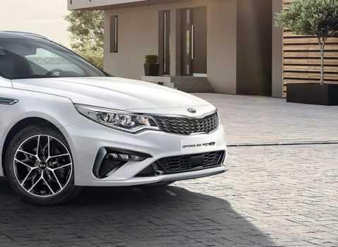 Огляд автомобіля Kia Optima Sportswagon 2019