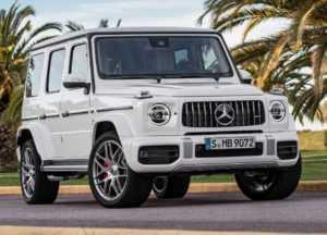 1373 Огляд автомобіля Mercedes-AMG G 63 2019