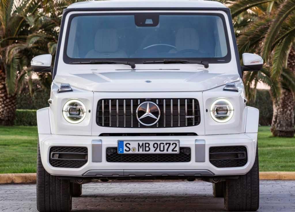 Огляд автомобіля Mercedes-AMG G 63 2019