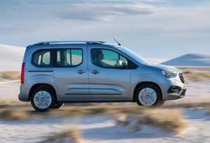 1362 Огляд автомобіля Opel Combo 2019