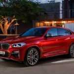 1343 Огляд автомобіля BMW X4 2019 року