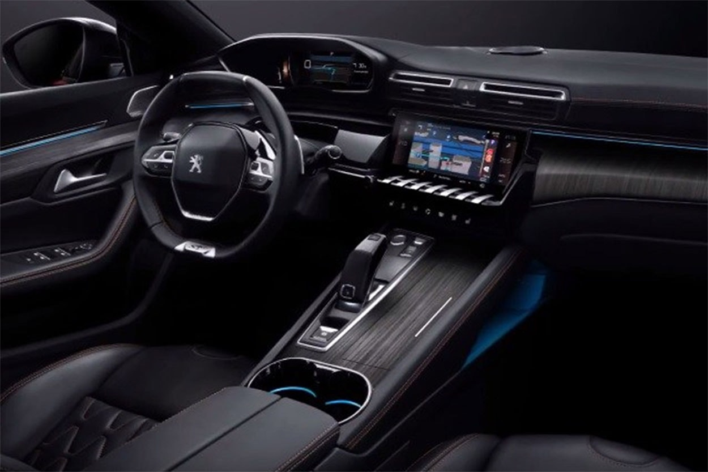 Огляд автомобіля Peugeot 508 2018 року