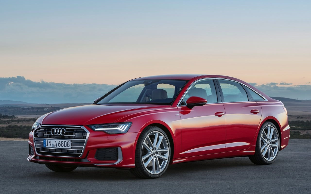 Огляд автомобіля Audi A6 2019