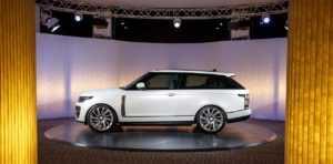1475 Огляд автомобіля Range Rover SV Coupe 2019