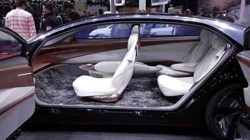 Огляд автомобіля Volkswagen ID Vizzion Concept 2018 року