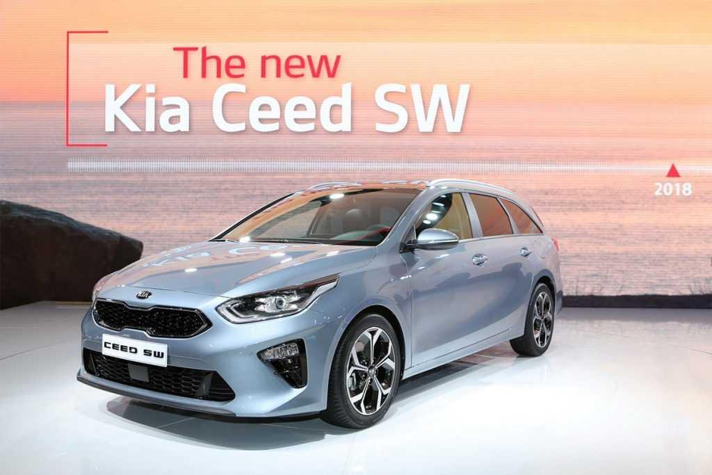Огляд автомобіля Kia Ceed Sportswagon 2018