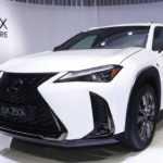 1428 Огляд автомобіля Lexus UX 2019