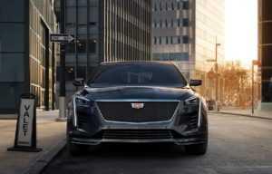 1614 Огляд автомобіля Cadillac CT6 (V-Sport) 2018-2019