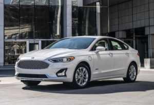 1606 Огляд автомобіля Ford Fusion 2019