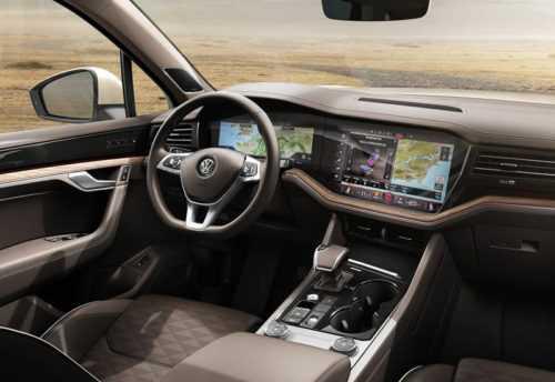 Огляд автомобіля Volkswagen Touareg 2018-2019