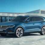 1603 Огляд автомобіля Volkswagen Touareg 2018-2019