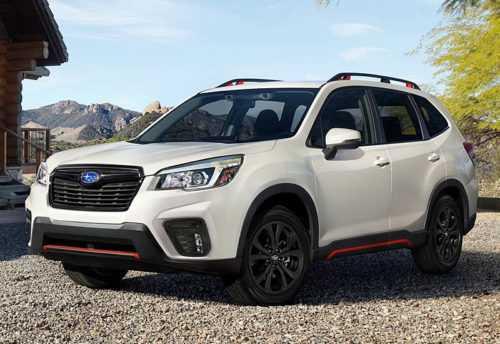 Огляд автомобіля Subaru Forester 2019