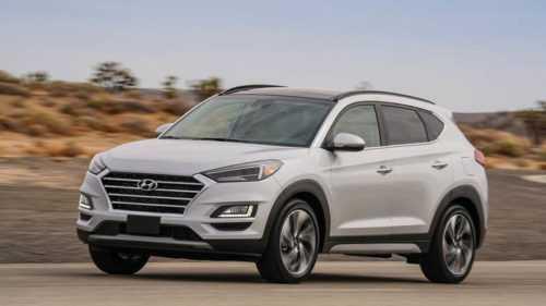 Огляд автомобіля Hyundai Tucson 2019