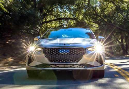 Огляд автомобіля Genesis G70 2019 Sedan 2019
