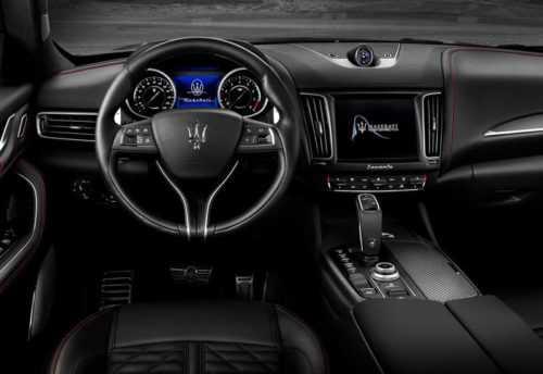 Огляд автомобіля Maserati Levante Trofeo 2019