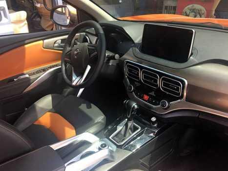 Огляд автомобіля Haima S5 2018
