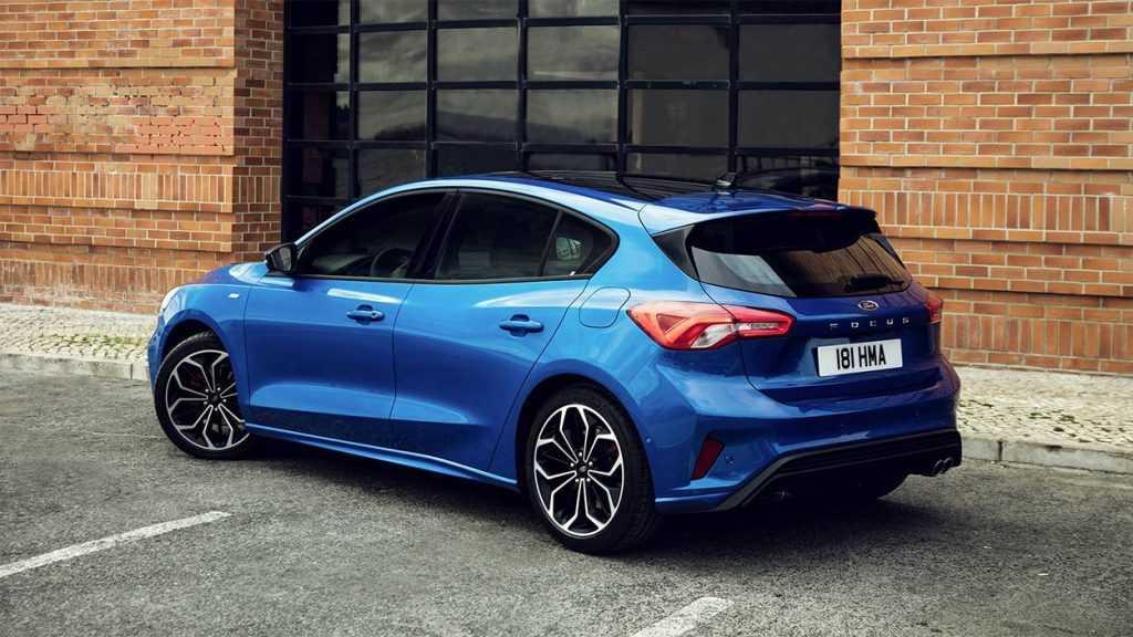 Огляд автомобіля Ford Focus 2019