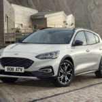 1722 Огляд автомобіля Ford Focus 2019