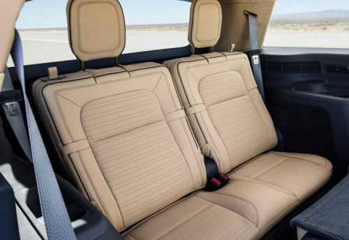 Огляд автомобіля Lincoln Aviator 2019