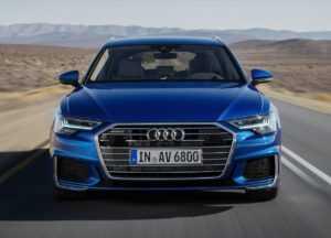 1694 Огляд автомобіля Audi A6 Avant 2019