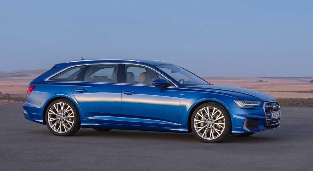 Огляд автомобіля Audi A6 Avant 2019