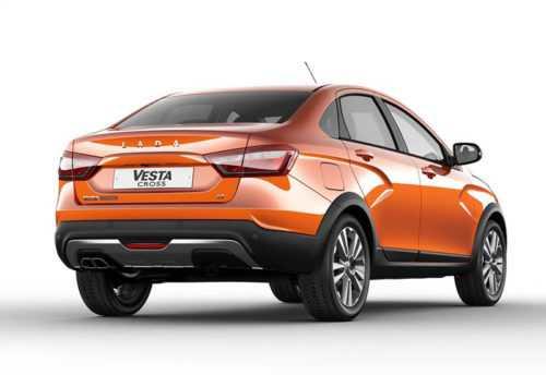 Огляд автомобіля Lada Vesta 2018