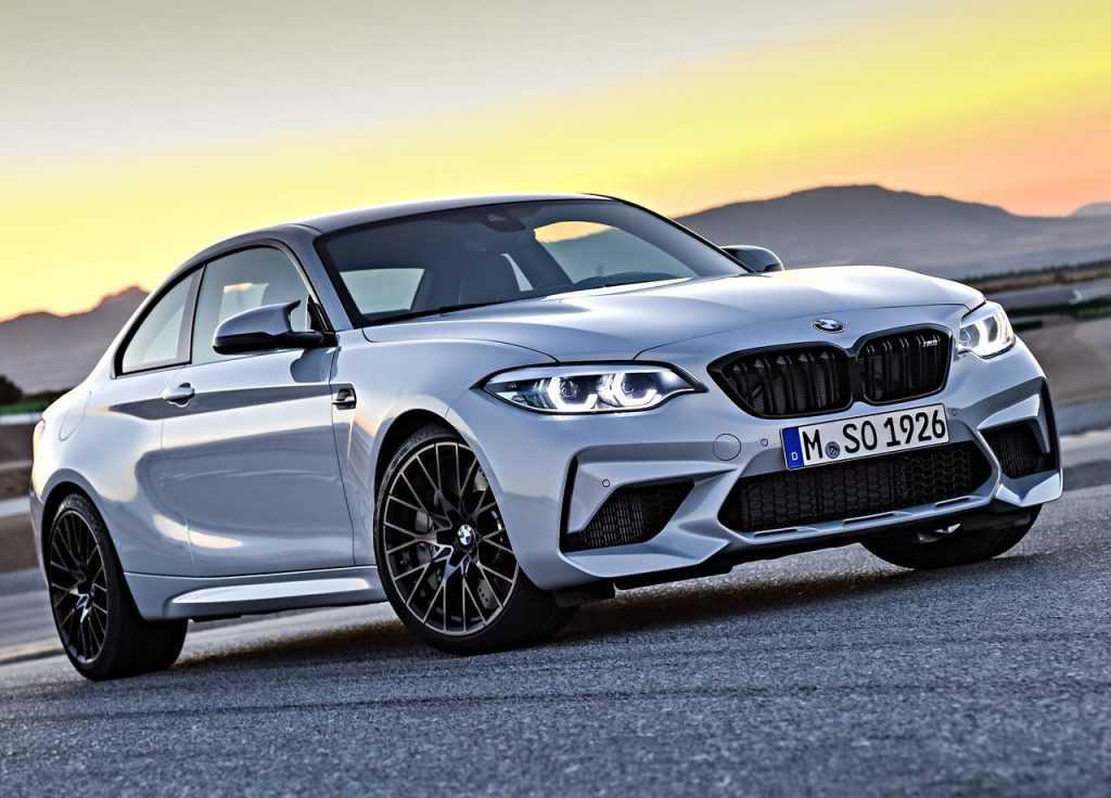Огляд автомобіля BMW M2 Competition 2018