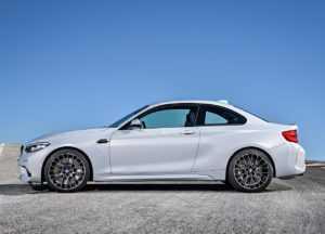 1801 Огляд автомобіля BMW M2 Competition 2018