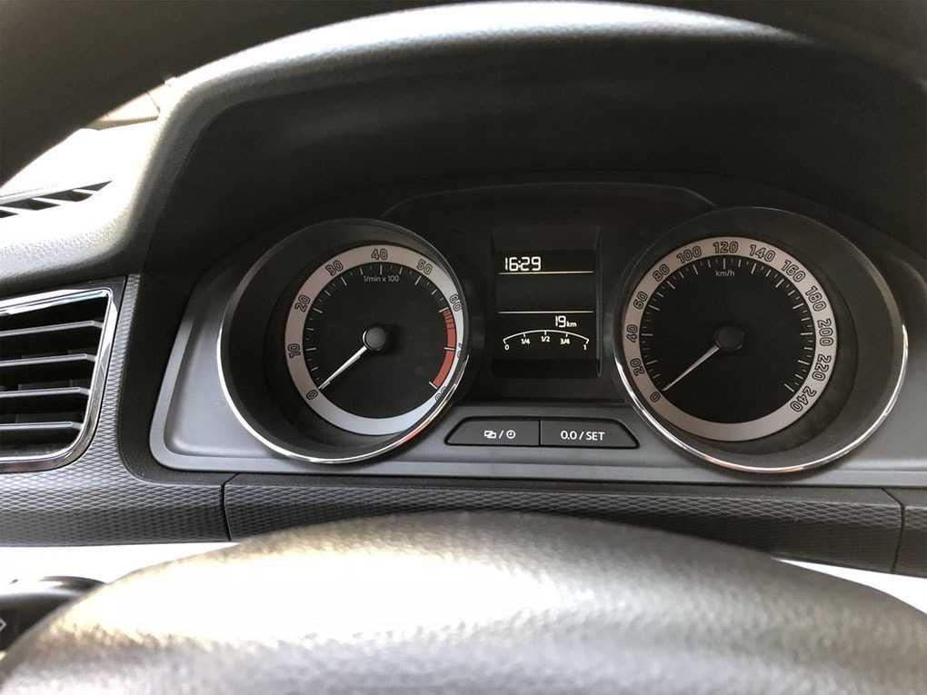 Огляд автомобіля Skoda Kamiq 2018