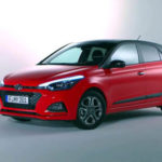 1842 Огляд автомобіля Hyundai i20 2019