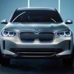 1922 Огляд автомобіля BMW iX3 Concept 2018