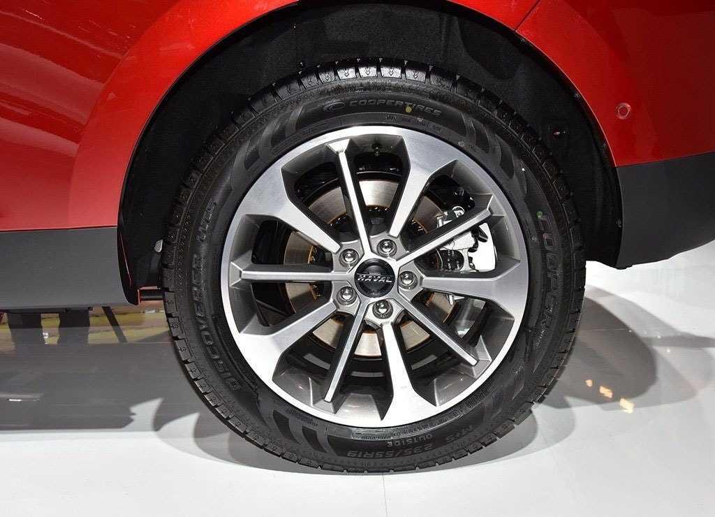 Огляд автомобіля Haval F5 2019
