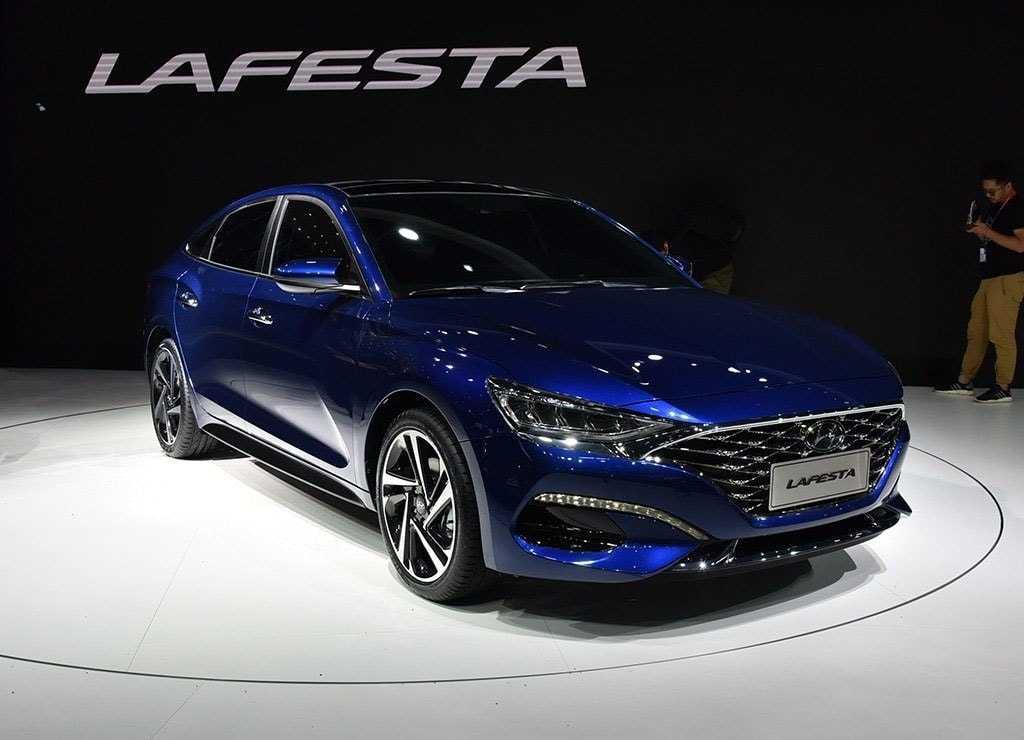 Огляд автомобіля Hyundai Lafesta 2018