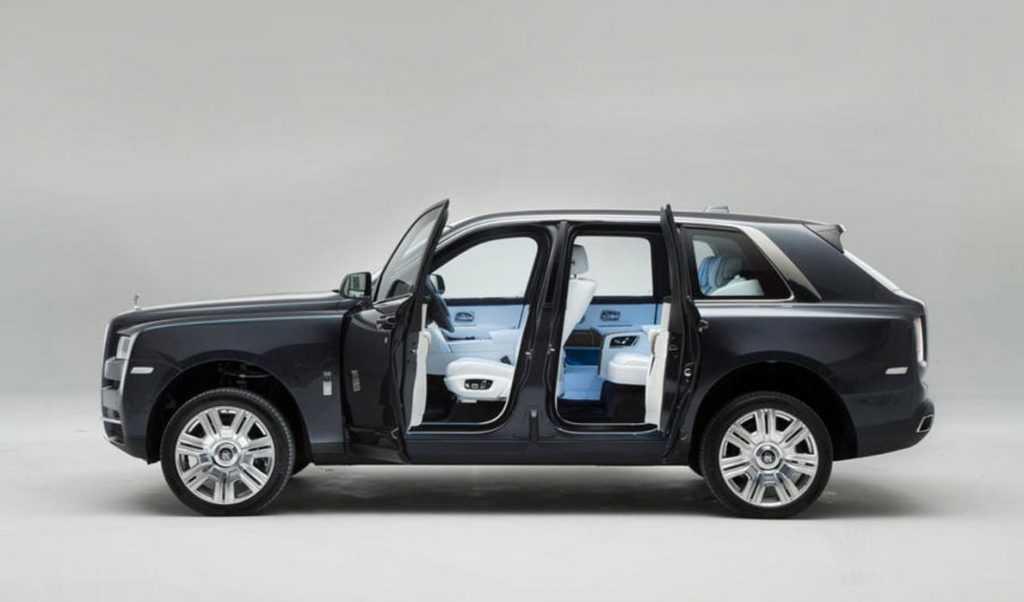 Огляд автомобіля Rolls-Royce Cullinan 2018