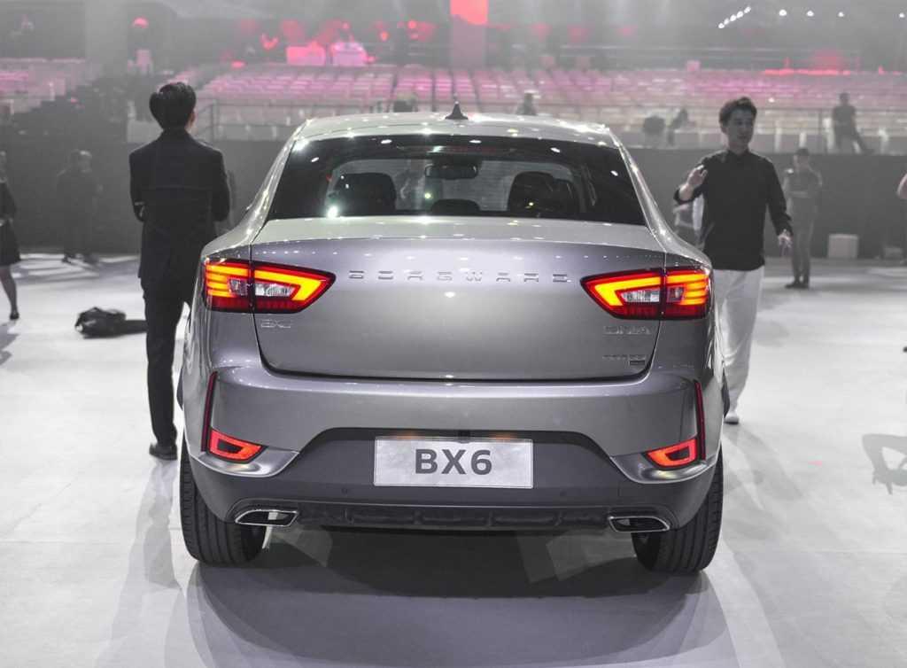 Огляд автомобіля Borgward BX6 2018 – 2918