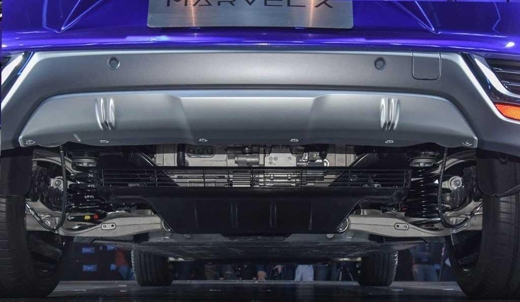 Огляд автомобіля Roewe Marvel X 2018