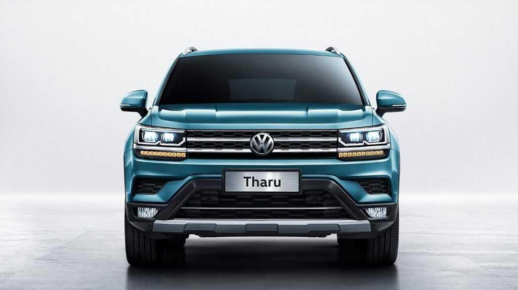 Огляд автомобіля Volkswagen Tharu 2018 – 2019