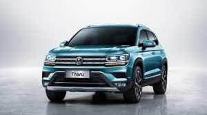 2029 Огляд автомобіля Volkswagen Tharu 2018 - 2019