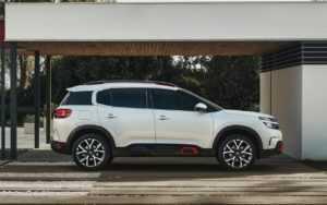 2024 Огляд автомобіля Citroen C5 Aircross 2018 - 2019