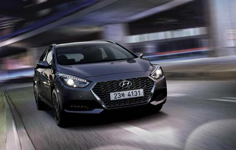 Огляд автомобіля Hyundai i40 2018 – 2019