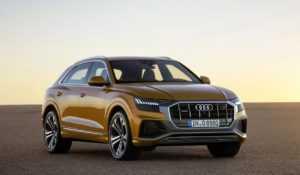 2063 Огляд автомобіля Audi Q8 2018 - 2019