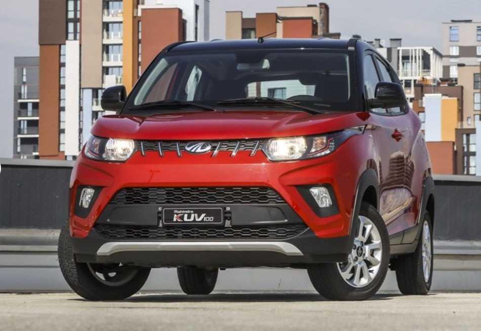 Огляд автомобіля Mahindra KUV100 2018 – 2019