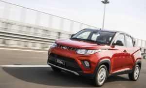 2134 Огляд автомобіля Mahindra KUV100 2018 - 2019