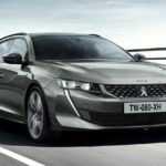 2105 Огляд автомобіля Peugeot 508 SW 2018 - 2019
