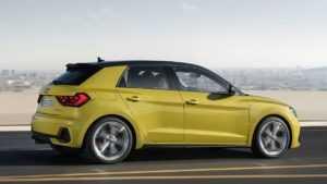 2174 Огляд автомобіля Audi A1 2018 - 2019